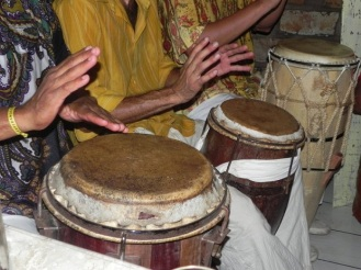 tambores